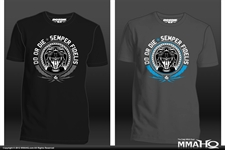Today on MMAHQ Do or Die Semper Fidelis Tee - $2